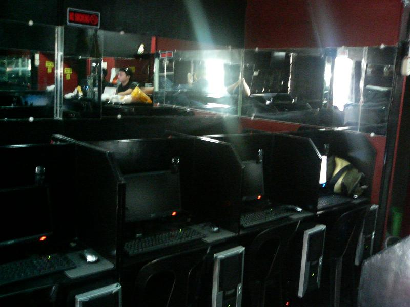 Internet Cafe In Cubao